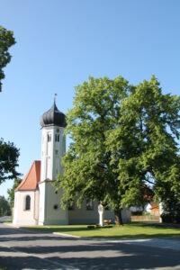 """Kapelle """"Unsere Liebe Frau"""" im Ortsteil Oberrammingen"""